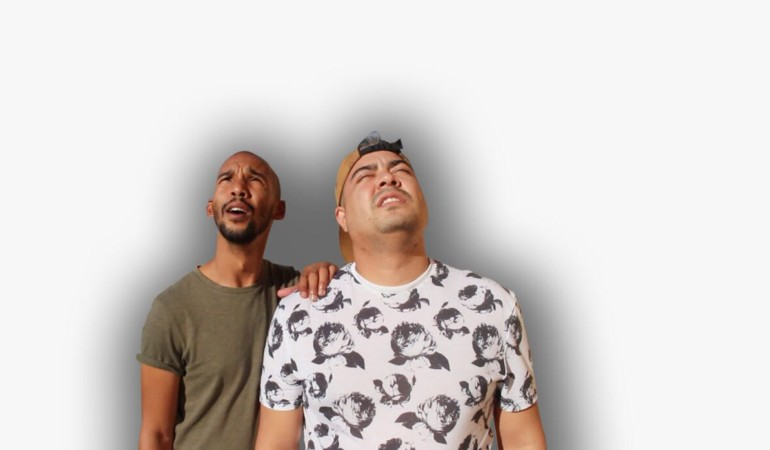 Sep And Simon: The Cape Town vlogging 'huis kinners' pushing cultural and comedic boundaries