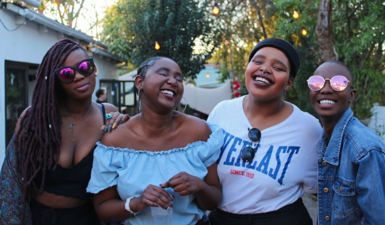 Grahamstown's Slow Sunday market – A new and safe space inspired by black joy