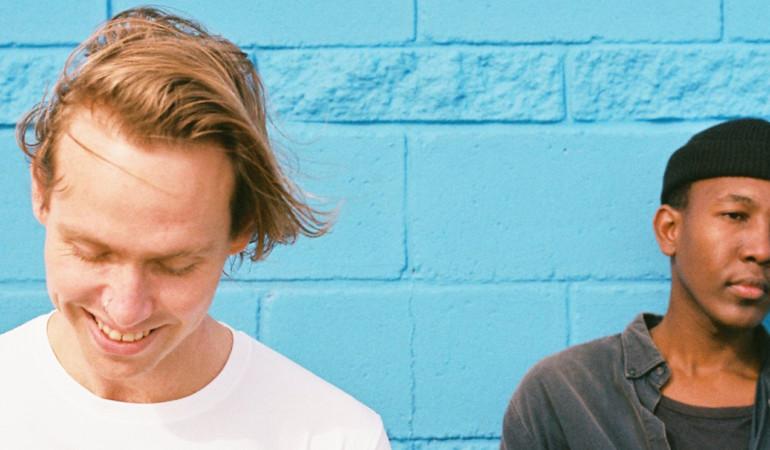 Rap duo The Word is Uhhh launch debut album 'Grosvenor Beach'