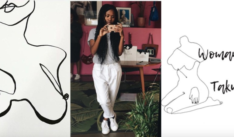 Feminist and graduate Takudzwa Dlamini gets ready to take over the fashion world
