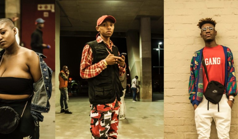 Gallery – The faces at Cassper Nyovest's epic Fill Up FNB Stadium