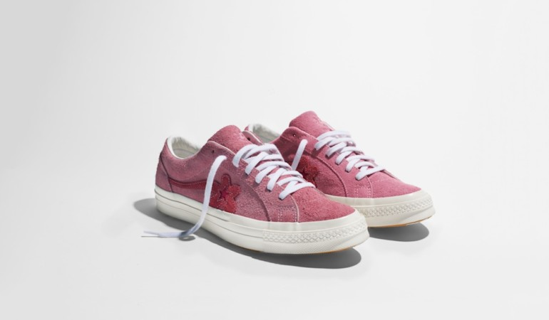 New GOLF le Fleur range from Tyler, the Creator and Converse