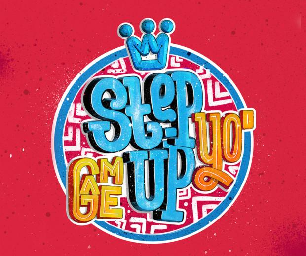 Typography artist Fhumulani Nemulodi creates a bold new