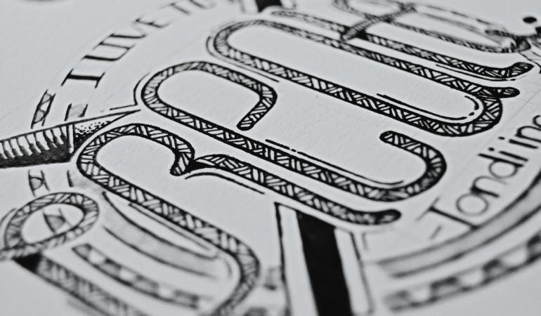 Typography artist Fhumulani Nemulodi creates a bold new visual language