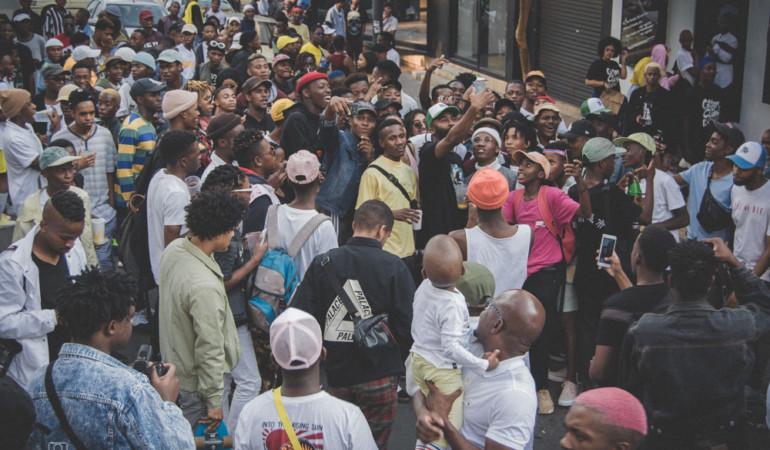 Rapper Riky Rick and streetwear purveyor RHTC collab to make history