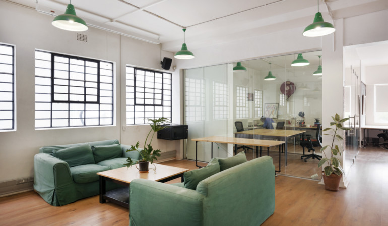 5 cool spaces to get your co-work on in Cape Town