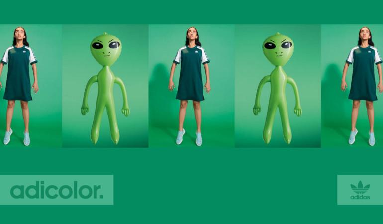 adicolor: Green