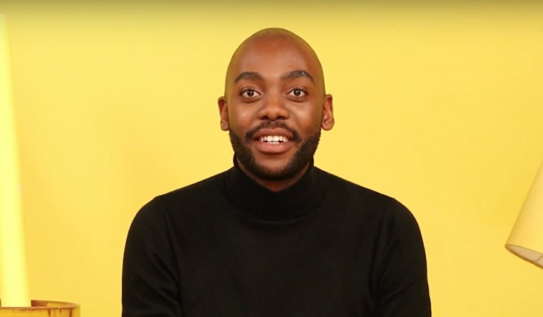ON COLOURS video – Designer Rich Mnisi talks yellow