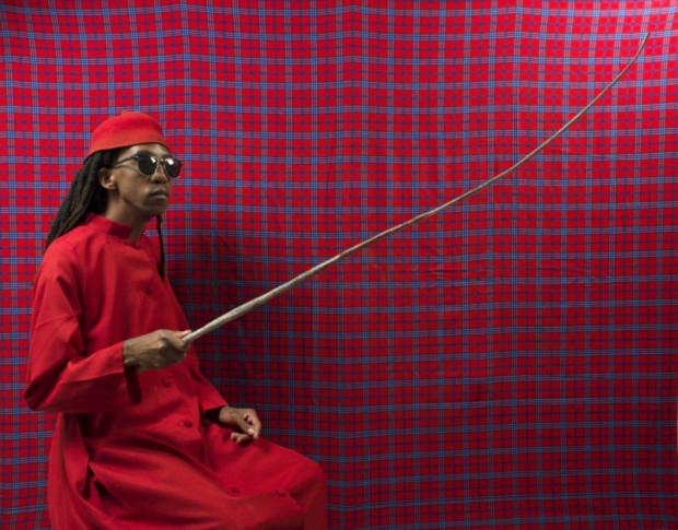 Adicolor Red Campaign_Sikhumbuzo Makandula