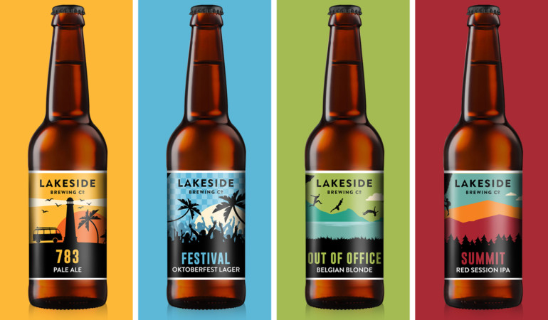 Lakeside beer label design wins big at Wine Mag Beer awards