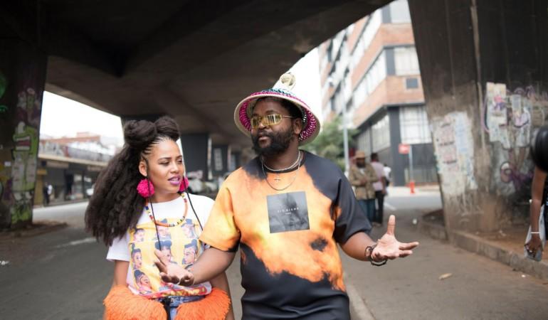 Red Bull Music Festival stages a massive Joburg take-over