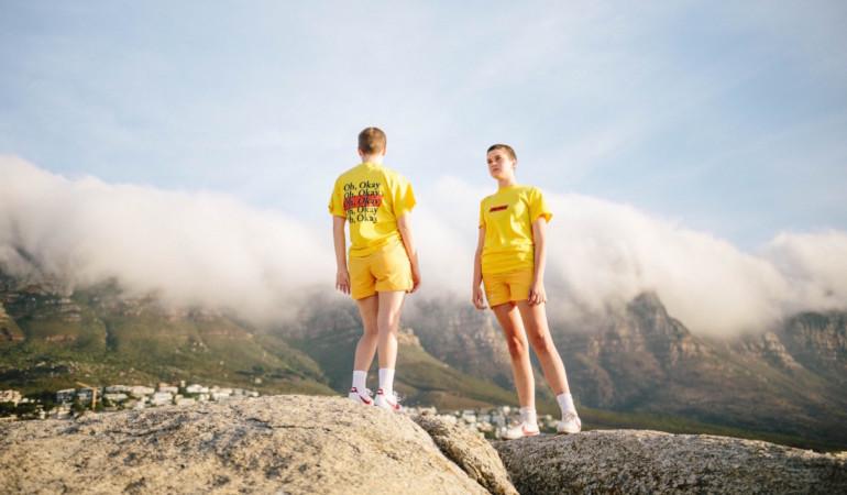 'Mellow Yellow' – Streetwear brand OH OK drop brand new visual book