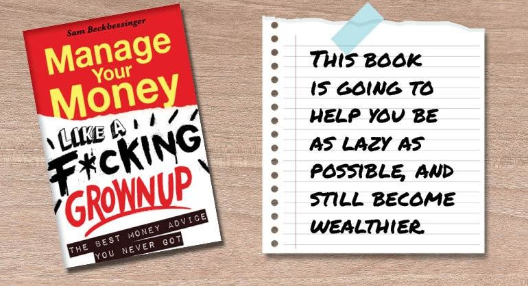 Book – How to Manage Your Money Like a F*cking Grownup