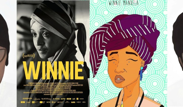 Remembering Winnie Madikizela-Mandela and the countless times she inspired art
