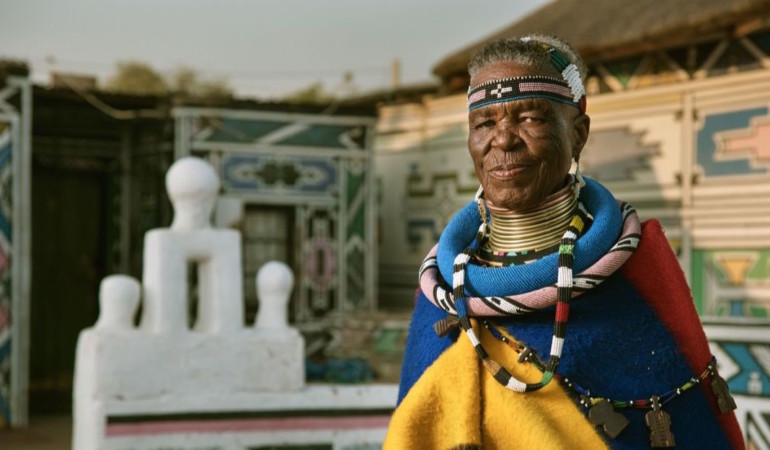 Dr Esther Mahlangu part of Chimamanda Ngozi Adichie-inspired exhibition