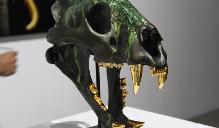 To The Bone exhibition raises funds and awareness for endangered wildlife