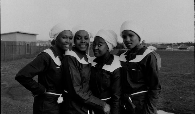 Umlindelo wamaKholwa: Sabelo Mlangeni's zionism photography