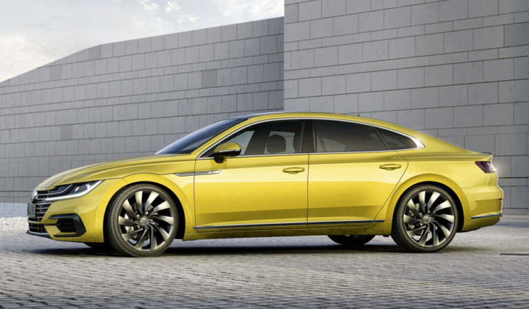 VW creates interactive, 4D experience to launch Arteon