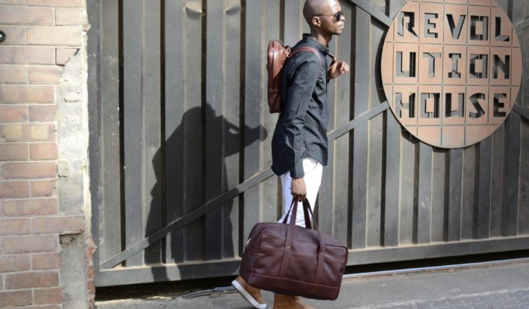 Simphiwe Mbangi – Designing genuine skhumba for the modern globe trotter