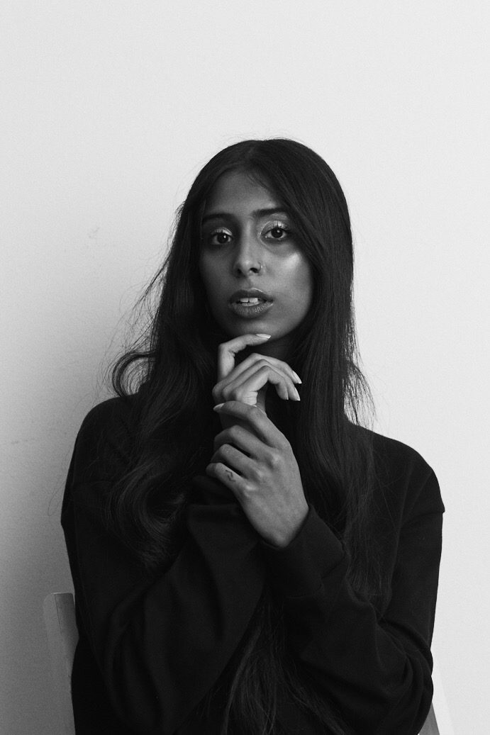 a portrait of Tyra Naidoo