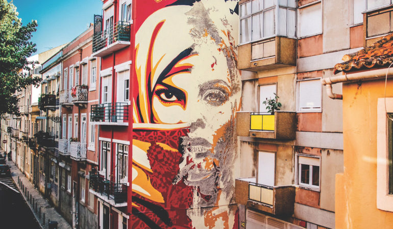 A first for South Africa: Artist Vhils To Construct SA Icon Mural