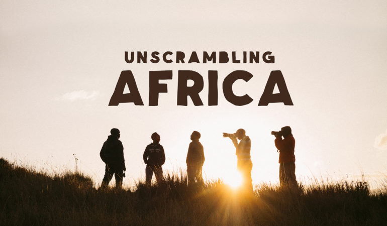 Unscrambling Africa – changing views of African cities