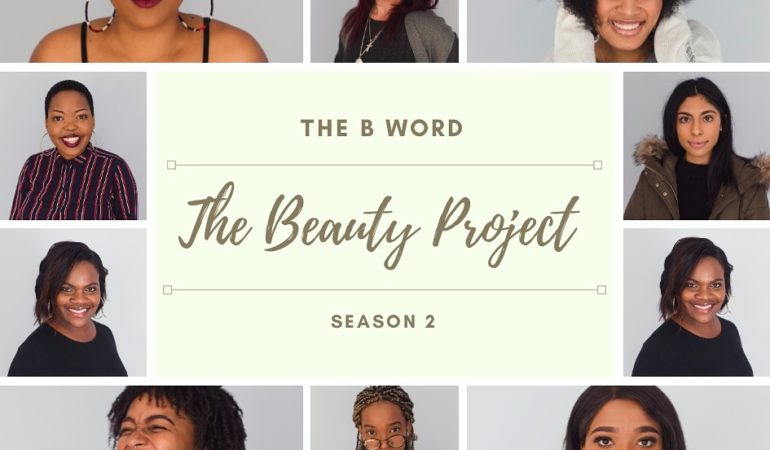 Bokang's Beauty Project…