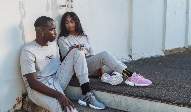 Adidas Originals: New P.O.D System campaign