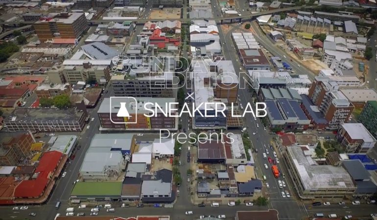 Sneaker LAB x Sunday Edition Presents Persona By African Ginger