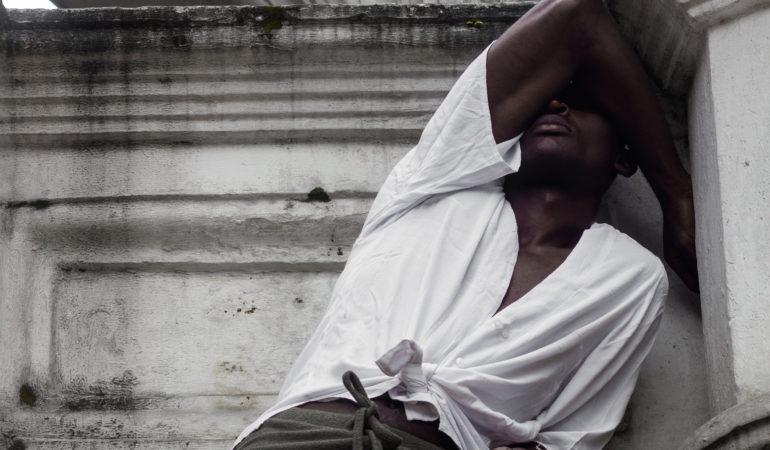 Ruby Okoro lets his subconscious overflow through art