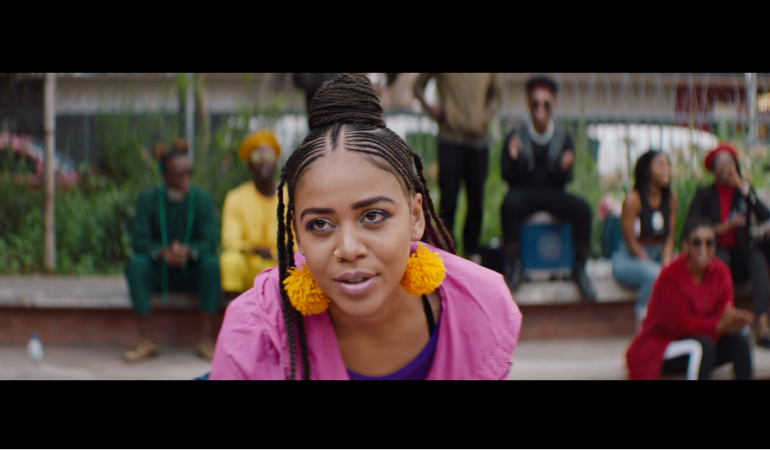 Watch: Sho Madjozi's New Short Film, TrickShot