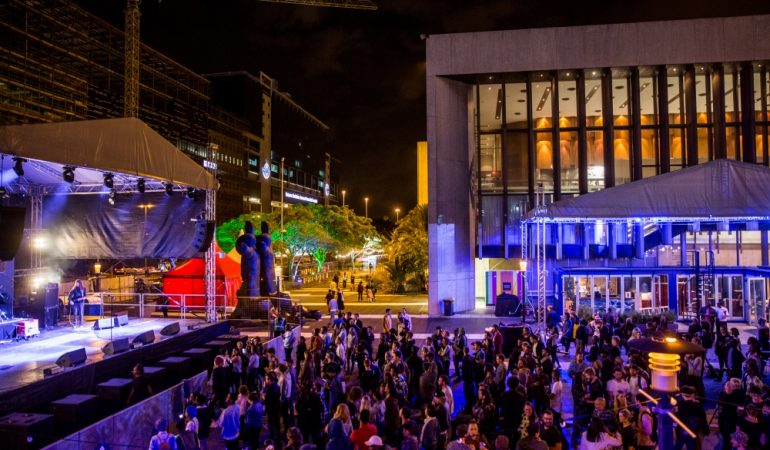 Immerse Yourself in Design and Creativity at Design Indaba's Nightscape