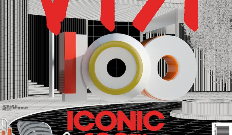 VISI 100th issue