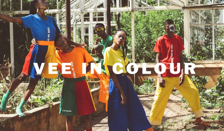 Afro-Futurist Mobile Platform that Produces Clothing and Photography – Vee in Colour