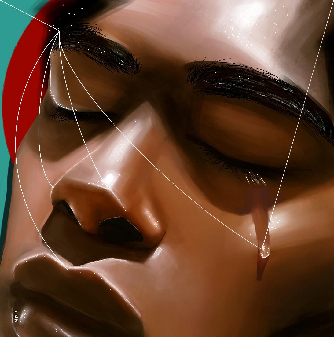 Undone illustration by Lethabo Huma