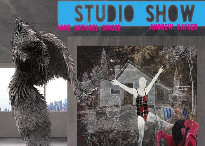 Andrew-Kayser-Jake-Michael-Singer-open-studio