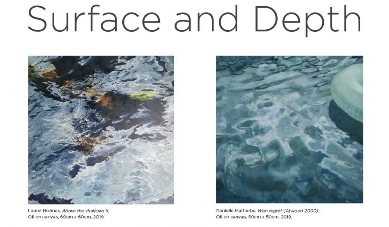 Exhibition Opening – April 4th | Surface and Depth
