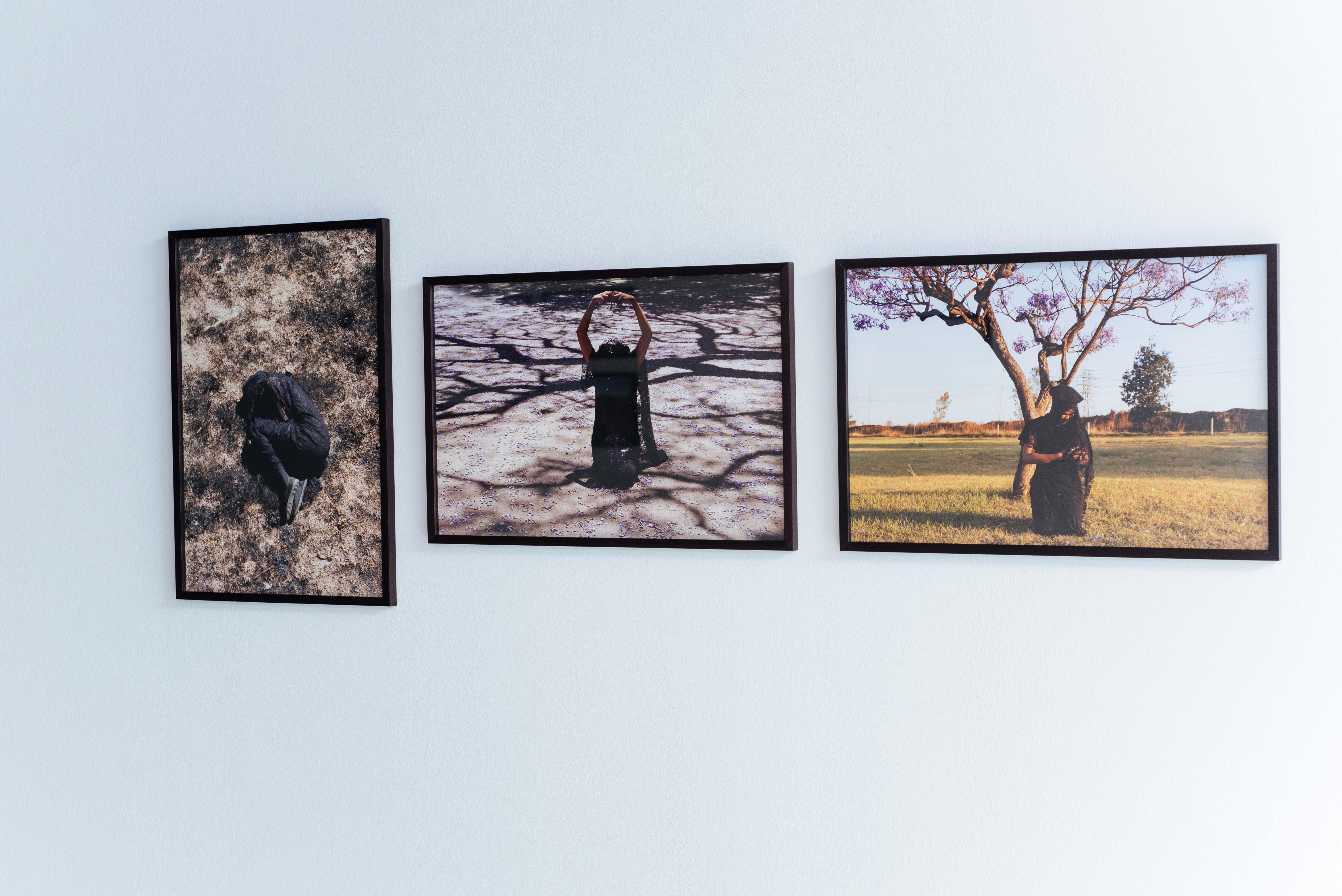 Exhibition of Thandiwe Msebenzi's photographs