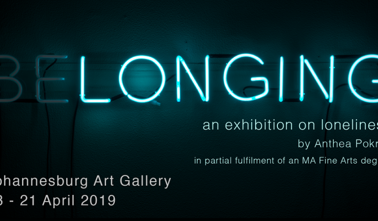 Be-longing: An Exhibition on Loneliness at JAG