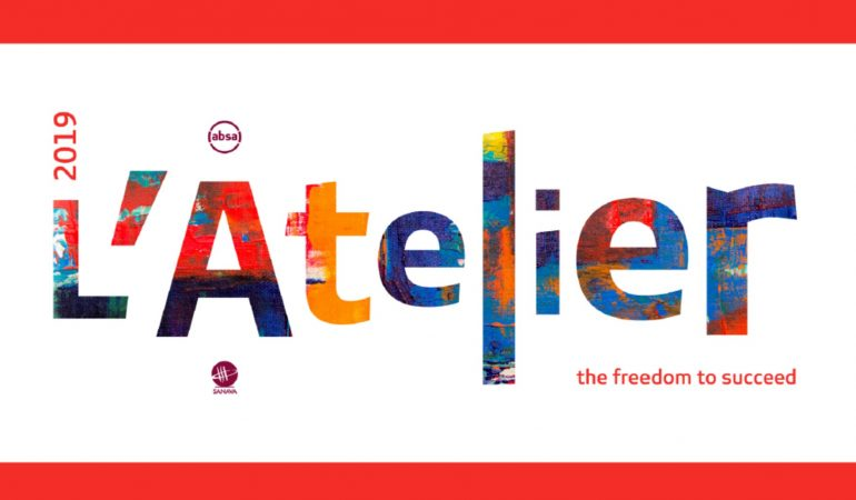 New look L'Atelier launches to nurture African talent and give art light
