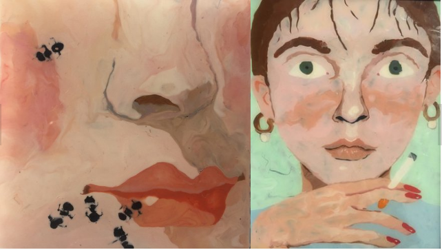 Mia Darling and Rory Emmett New Shows At 99 Loop Gallery