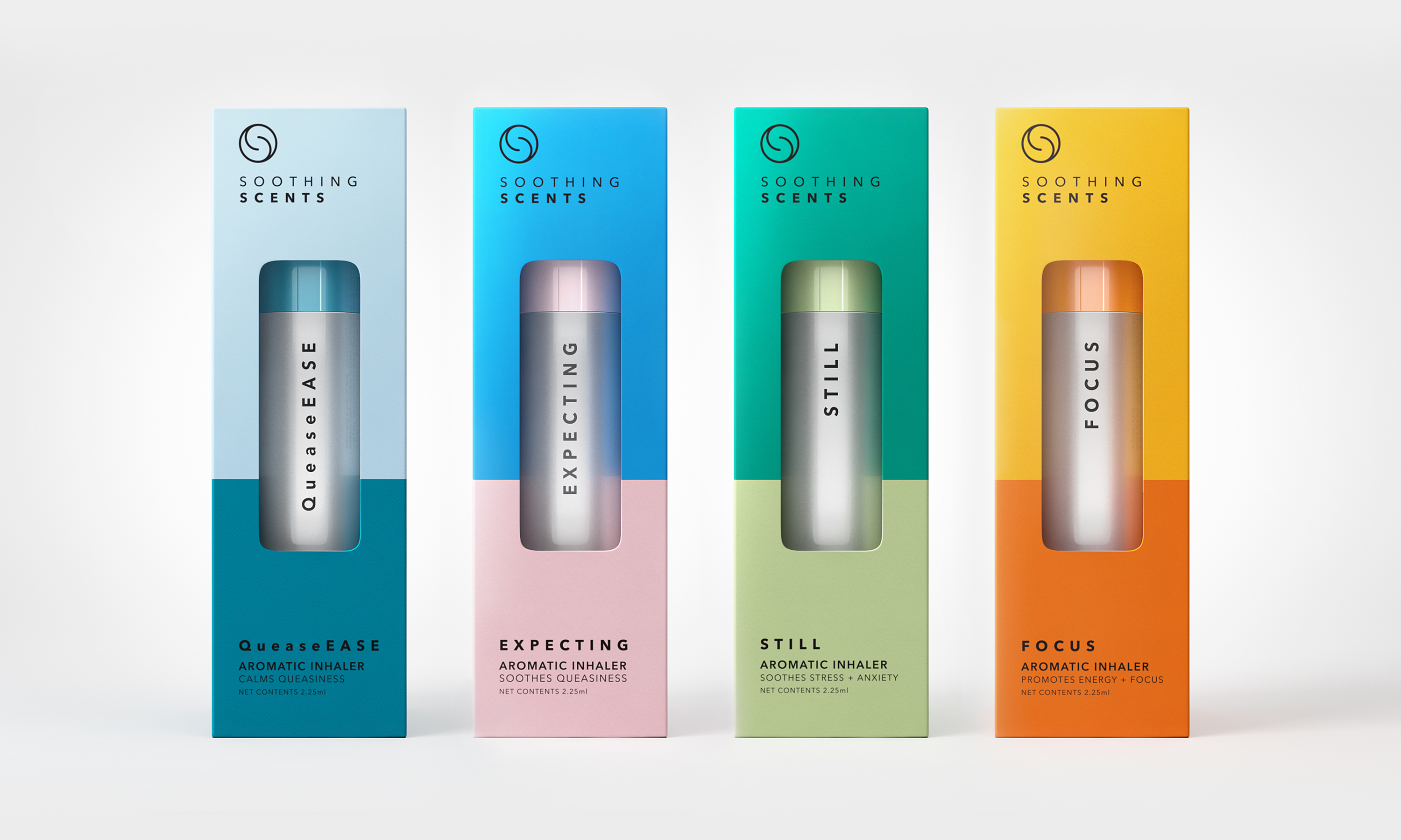 Soothing Scents Packs made with Studio Collective