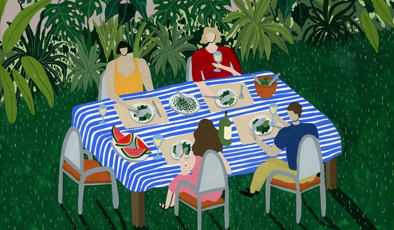 Berlin-based South African Illustrator Tara Deacon's Lisbon Solo Show