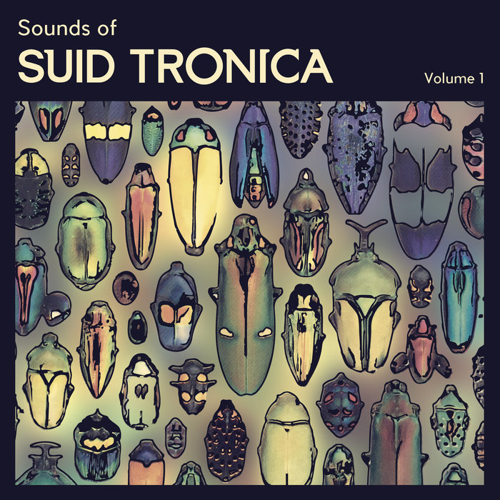 Suid Tronica Vol 1 Cover Art