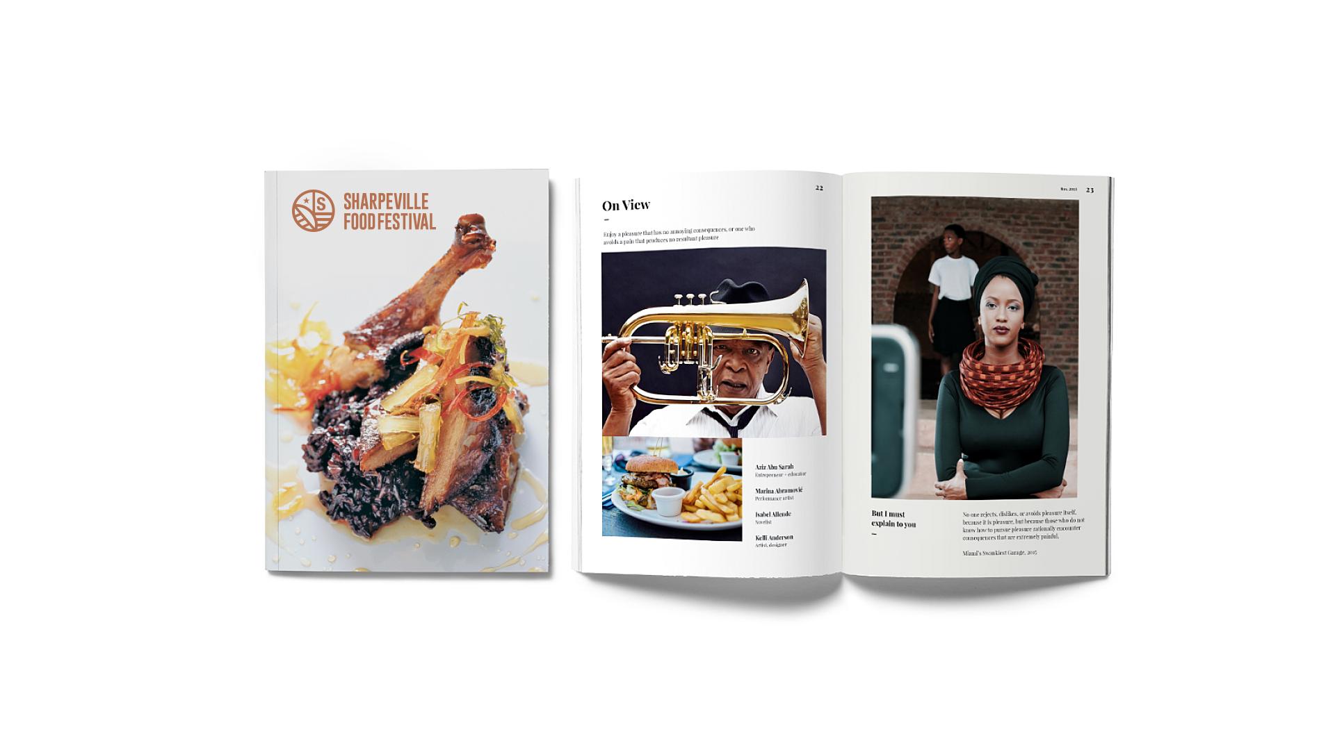 Sharpeville Food Festival Annual Magazine
