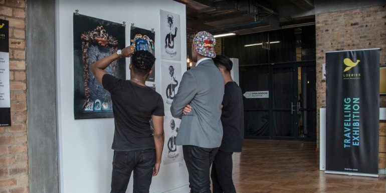 Loeries Travelling Exhibition Heads to Red and Yellow School of Logic and Magic