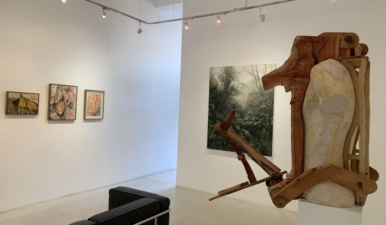 Gallery 2 – Machine in the Garden