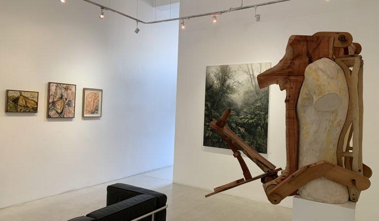 Gallery 2 – Machine in the Garden