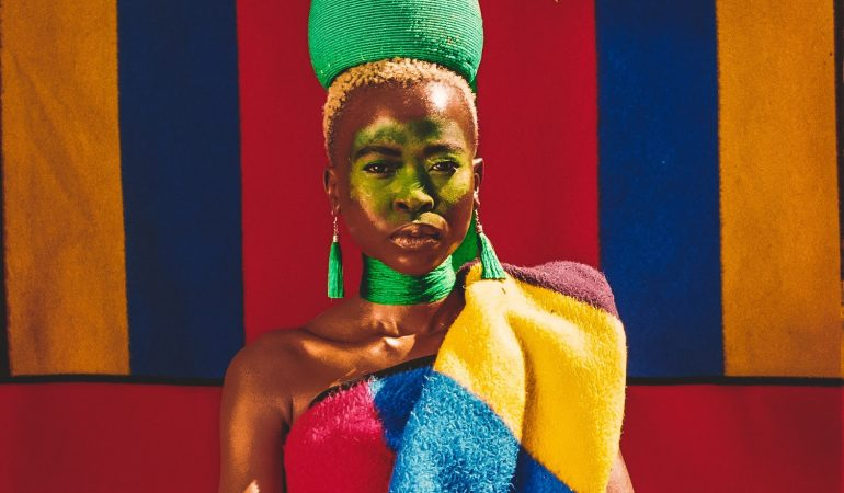 Zana 'Ndebele Superhero' Masombuka| A Multidimensional Visionary