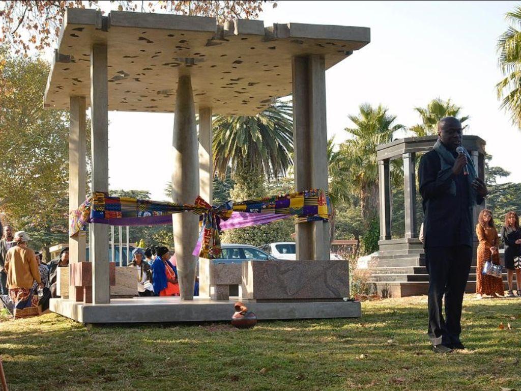 Hugh Masekela Memorial Pavilion Opening